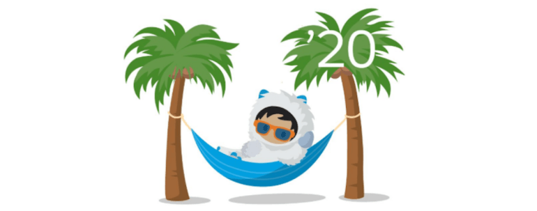 Salesforce Winter 20 – Release notes available now
