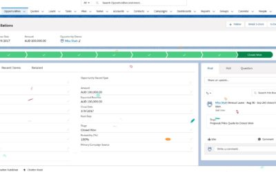 How to configure Salesforce Path in Lightning Experience