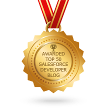 Salesforce Top 50 Blog